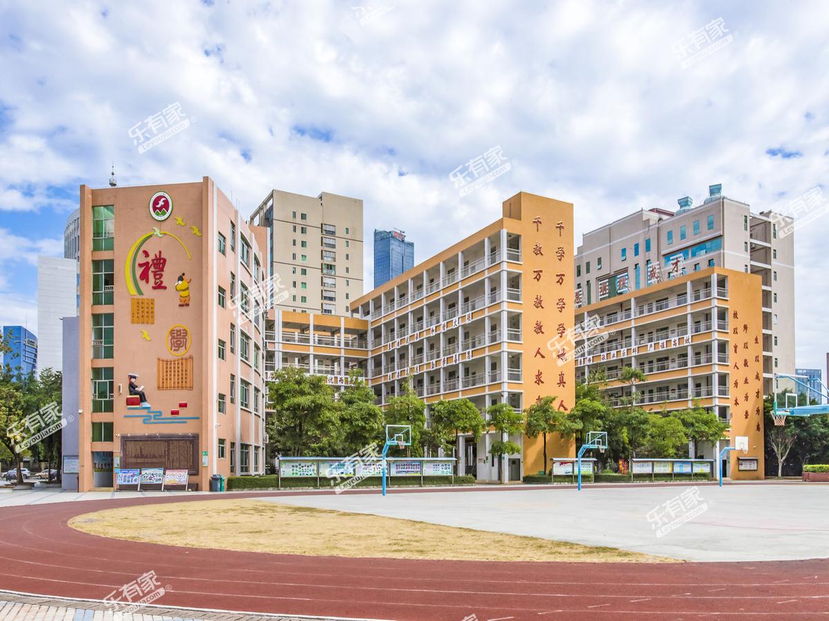 惠州富民小学