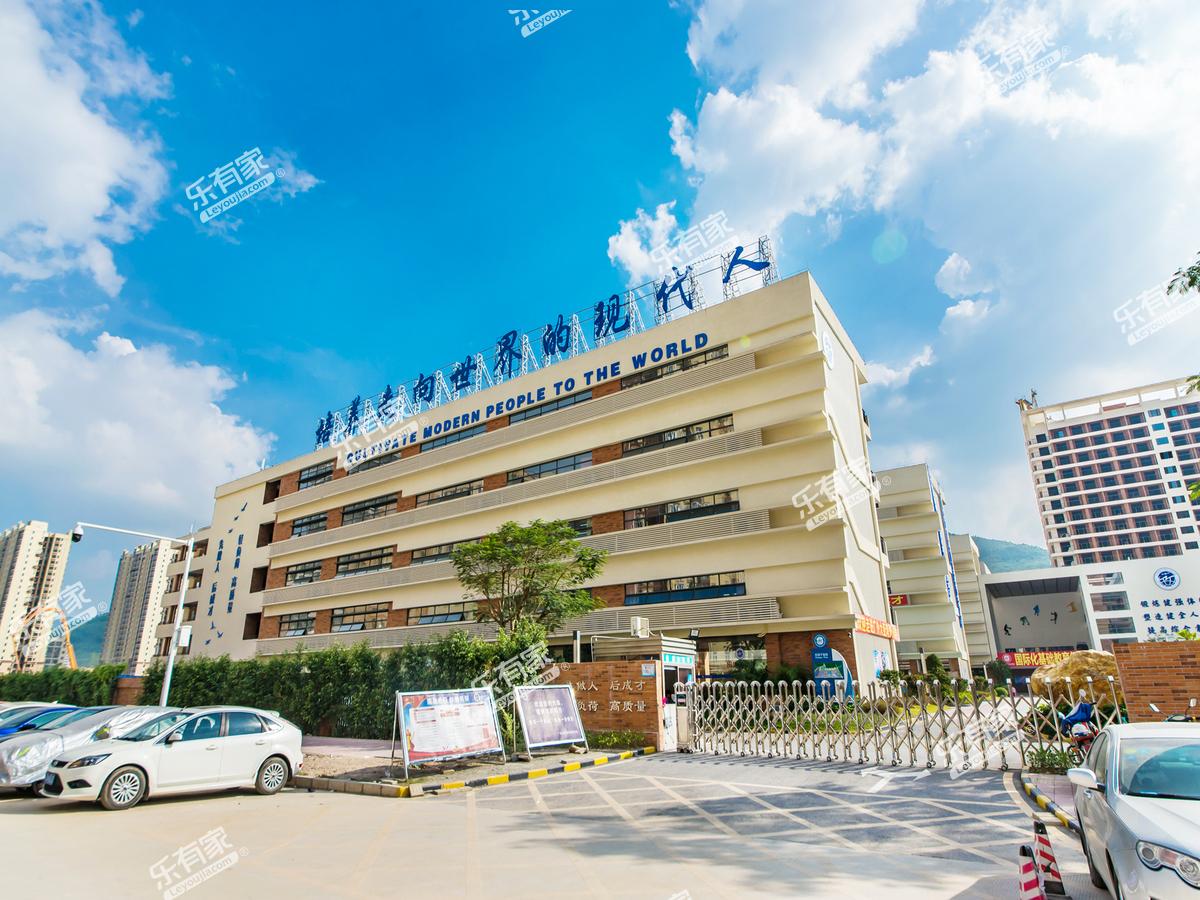 广东外语外贸大学附设大亚湾外国语学校