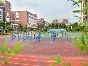 深圳市龙岗区科技城外国语学校(初中部)